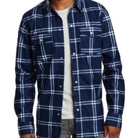 Volcom Men's Nashville Flannel Shirt