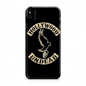 Hollywood Undead Logo iPhone X case