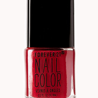 Red Sangria Nail Polish