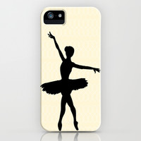Ballerina  iPhone & iPod Case by haleyivers