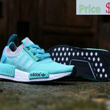 x sneaker Adidas NMD R1 GS Japan Tiffany Blue Hyper Teal White shoe