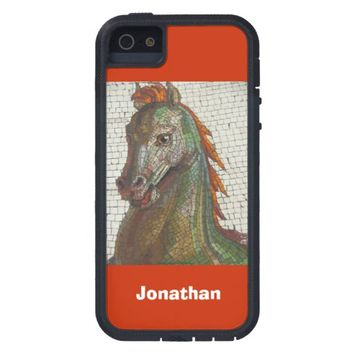 iPhone SE/5/5s Case-Mate Xtreme Case Horse