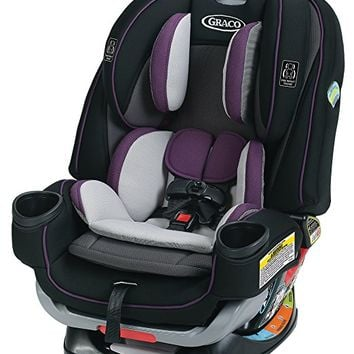 Graco 4Ever Extend2Fit 4-in-1 Convertible Car Seat, Jodie, One Size