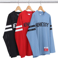 Supreme Hennessy®/Supreme Football Top