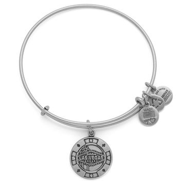 Las Vegas Charm Bangle