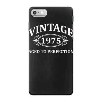 Vintage 1975 Aged to Perfection iPhone 7 Case
