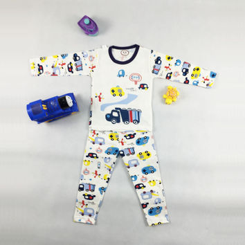 Boys Pijamas Set Children's Pyjamas Clothing Sets Kids Pajamas Baby 2-10 Years Cartoon Pyjama Enfant Kids Sleepwear Clothes