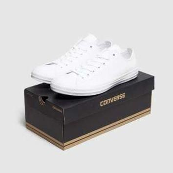 Converse All Star Ox Leather Mono | Size?