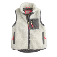 crewcuts Girls Cozy Fleece Vest