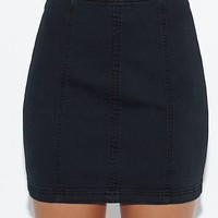 Kendall and Kylie Paneled Denim Mini Skirt at PacSun.com