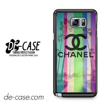 Chanel Panorama For Samsung Galaxy Note 5 Case Phone Case Gift Present YO