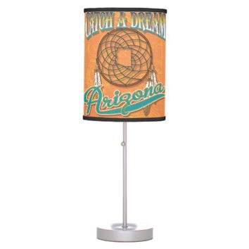 Arizona Dream Catcher Table Lamp