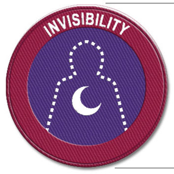 TopatoCo: Night Vale Boy Scouts Invisibility Patch