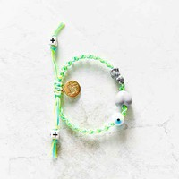 Venessa Arizaga I Love Cats Bracelet