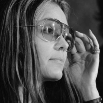 Gloria Steinem, Feminist and a Leader of the 1970's Woman's Movement, 1972 Premium Poster at Art.com