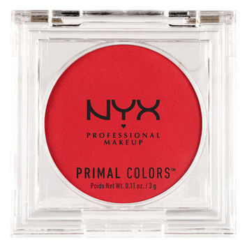 Primal Colors | NYX Professional Makeup