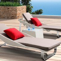 Smart Outdoor Sun Chair