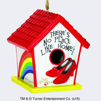 "Wizard of Oz ""There's No Place Like Home"" Birdhouse"