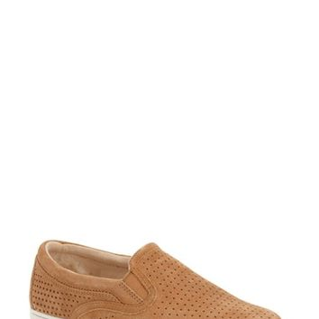 UGG® 'Fierce Geo' Perforated Slip-On Sneaker (Women) | Nordstrom