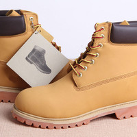 Online Shop Genuine Leather US Brand Men or women fashion boots Martin boots winter men outdoor rubber snow boots 2015 free shipping|Aliexpress Mobile