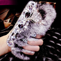 Fluffy Furry Case for iPhone