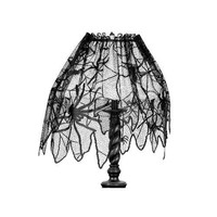 Lace Creepy Crawly 60-Inch Wide by 22-Inch Drop