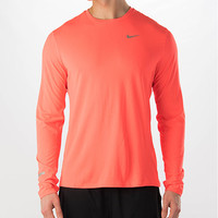 Men's Nike Dri-FIT Contour Long-Sleeve Running Shirt
