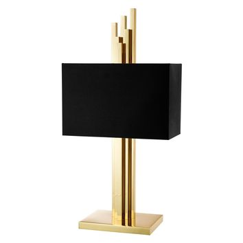 Gold Table Lamp | Eichholtz Caruso