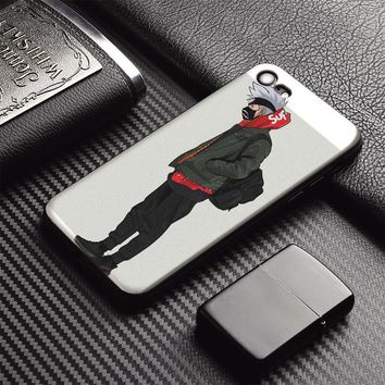 Naruto Sasauke ninja Kakashi Hatake  Trend Fashion Soft Silicone Phone Case Shell cover For Apple iPhone 5 5s Se 6 6s 7 8 Plus X XR XS MAX AT_81_8