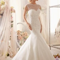 Wedding Dresses, Bridal Gowns, Wedding Gowns by Designer Morilee Dress Style 2603