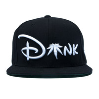 Dank Black Snap Back
