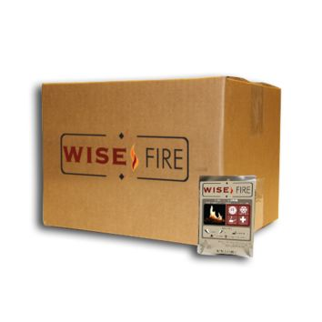 15 Individual WiseFire Emergency Survival Fire Starter Pouches