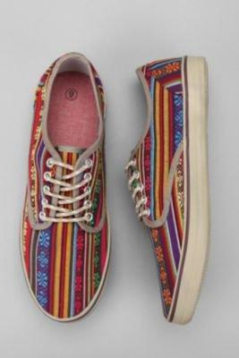 Painted Trainers