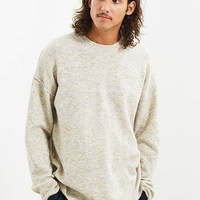 UO Lofty Wool Crew Neck Sweater | Urban Outfitters