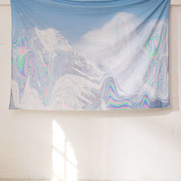 Dom Sebastian Glacier Glitch Tapestry - Urban Outfitters