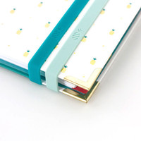 Emily Ley Stretchy Bands - Blue and Mint (SPECIAL COLORS!)