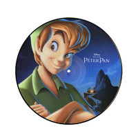 Disney Songs From Peter Pan Vinyl LP Hot Topic Exclusive