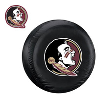 Florida State Seminoles NCAA Spare Tire Cover and Grille Logo Set (Large)