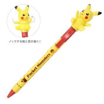 Pikachu Action Figure Pen