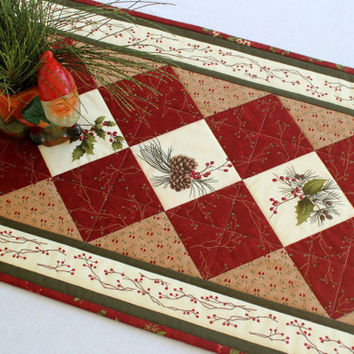 Christmas Table Runner Quilted.Best Quilted Christmas Table Runner Products On Wanelo