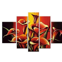 Forever Lilies Canvas Wall Art