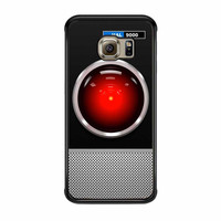 Hal 9000 Hello Dave Samsung Galaxy S6 Edge Case