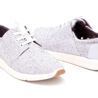 GREY TRIBAL WOMEN'S DEL REY SNEAKER