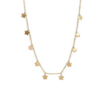 Stars Charm Necklace | More Colors Available