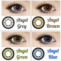 GEO Angel circle lenses Korean cosmetic color contacts | EyeCandy's