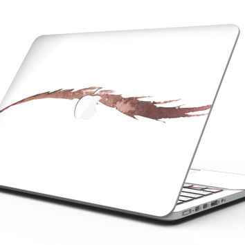 WaterColor DreamFeathers v3 - MacBook Pro with Retina Display Full-Coverage Skin Kit