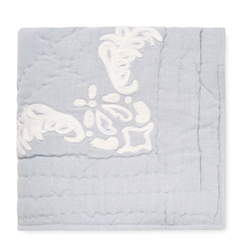 Amity Home Jolie Quilt Sham - Light/Pastel Blue