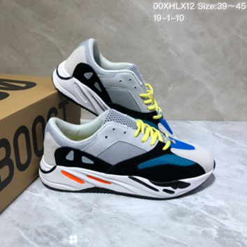 HCXX 19July 235 Kanye West x Adidas Yeezy Runner Boost 700 Retro Sneakers Fashion Jogging Shoes