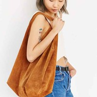 Ecote Suede Shopper Bag