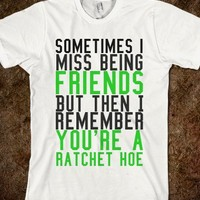 Ratchet Hoe - Happy Friday